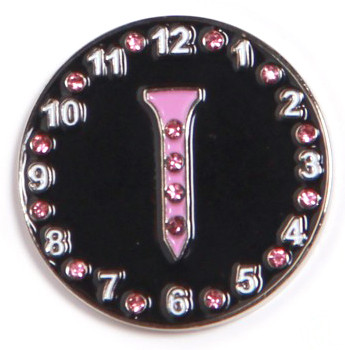 Pink Tee Ball Marker Only