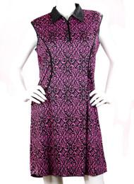 2GG Pinking A Round Golf Dress
