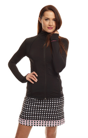 Golftini Bold Tech Pull On Skort