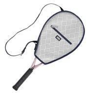 Ame & Lulu Taj Tennis Racquet Cover