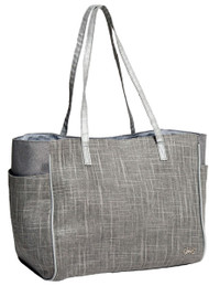 Glove It Silver Lining Tote Bag