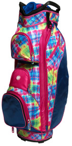 Glove It Electric Plaid Ladies Golf Bag
