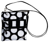 Glove It Mod Dot 3 Zip Golf Accessory Bag
