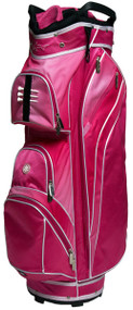 Greg Norman Pretty In Pink Ladies Golf Bag
