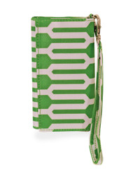 All For Color Fresh Pick Geo ID Wristlet
