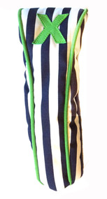 A&L Piper Vertical Stripe Hybrid Cover