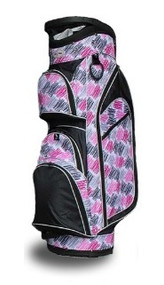 Taboo Fashions Monaco Curtain Call Ladies Golf Bag