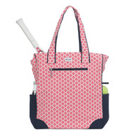 Ame & Lulu Emmerson Ladies Tennis Tote Bag - Pink Clover (only 4 left!)