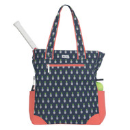 Ame & Lulu Emmerson Ladies Tennis Tote Bag - Pineapple