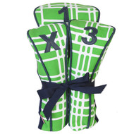 Ame & Lulu Cricket Ladies Golf Club Covers