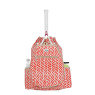 Ame & Lulu Kingsley Tennis Backpack - Tango
