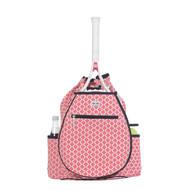 Ame & Lulu Kingsley Tennis Backpack - Clover