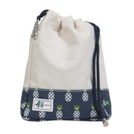 A&L Pineapple Golf Ditty Bag