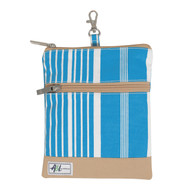 A&L Ticking Stripe Golf Carry All Bag