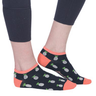 Ame & Lulu Pineapple Athletic Socks