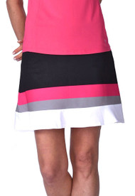 Golftini Tripple Threat Pull On Tech Skort