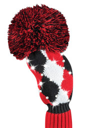 Just4Golf Sparkle Red Diamond Fairway Cover