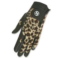 HJ Glove Leopard Ladies Winter Gloves (pair)