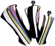 Glove It Cabana Stripe Golf Club Cover Set