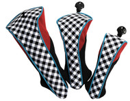 Glove It Checkmate Golf Club Cover Set