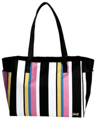 Glove It Cabana Stripe Tote Bag