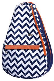 Glove It Coastal Tile Tennis Backpack