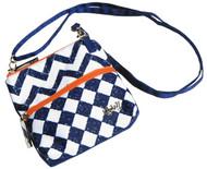Glove It Coastal Tile Zip Golf Accessory Bag