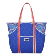 cinda b Royal Bonita Tennis Court Bag