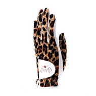 Glove It Leopard Ladies Golf Glove