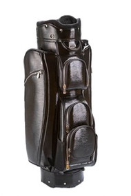 Cutler Sports Carrie Black Ladies Cart Golf Bag