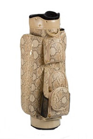 Cutler Sports Paris Snake Ladies Cart Golf Bag