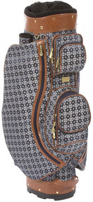 Cutler Sports Madison Navy Flower Ladies Golf Bag