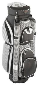 Hunter Golf Eclipse Houndstooth Ladies Cart Bag