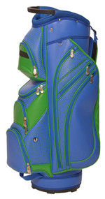 Glove It Blue Green Perf Ladies Golf Bag