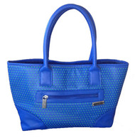 Glove It Blue Green Perf Golf Tote Bag
