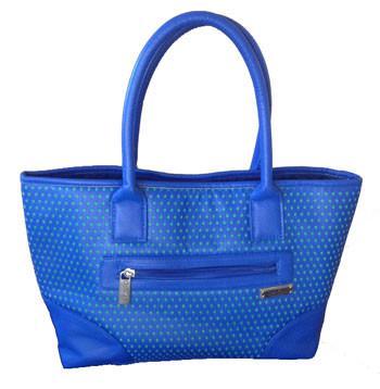 Glove It Blue Green Perf Golf Tote Bag