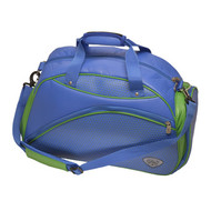 Glove It Blue Green Perf Golf Duffel Bag
