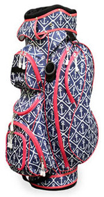 All For Color Classic Anchor Ladies Golf Bag