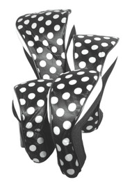 Hunter Golf Polka Dot Women's Headcover Set