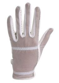HJ Glove Solaire White Ladies Golf Glove