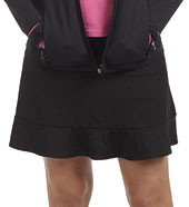 Golftini Black GT Tech Pull On Skort