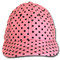 Madcapz Pink Polka Dot Ladies Golf Hat