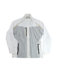 Glen Echo Silver Women's Flagship Stretch Tech Rain Jacket