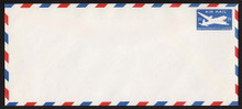 UC26 UPSS # AM-76-46 7c Jet Blue Mint Entire