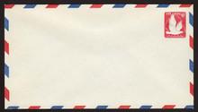 "UC25 UPSS # AM-74 6c Red, ""Long Cloud"" Mint Entire"