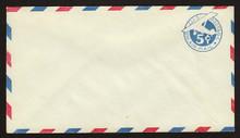 UC1 UPSS # AM-2-30 5c Blue, die 1, Mint Entire