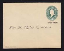 U311, UPSS # 938-8 Entire, Specimen Form 39