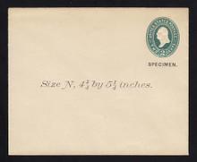 U311, UPSS # 941-8 Entire, Specimen Form 39