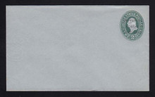 U314, UPSS # 984-12 Entire, Specimen Form 47