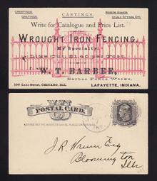 UX7 Lafayette, Indiana Wroght Iron Fencing